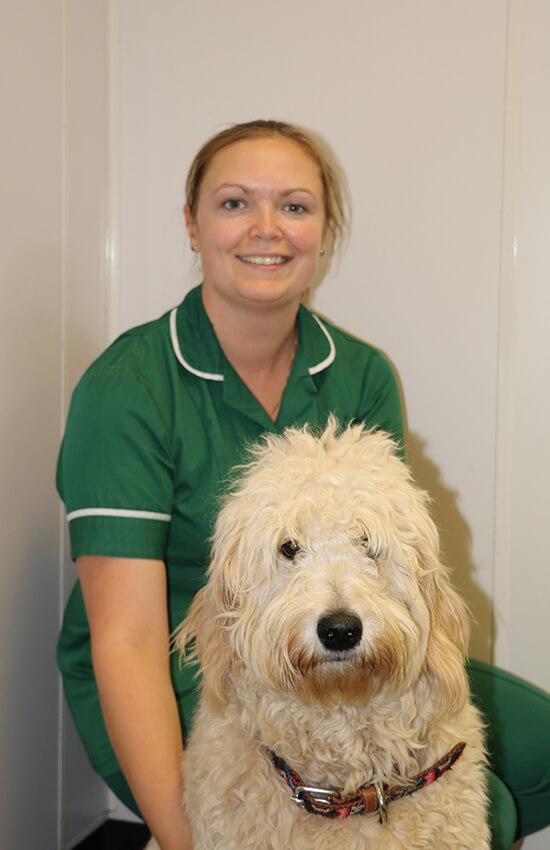 Hannah Joy Veterinary nurse
