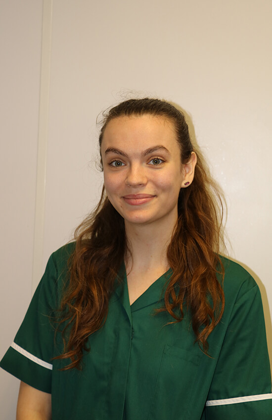 Jade Ward Nurse