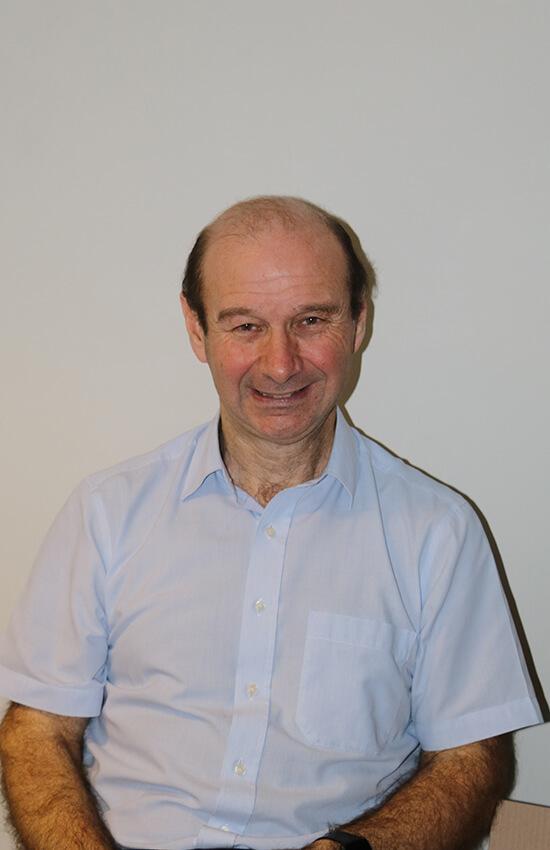 Robin Leadbetter Veterinary surgeon and partner